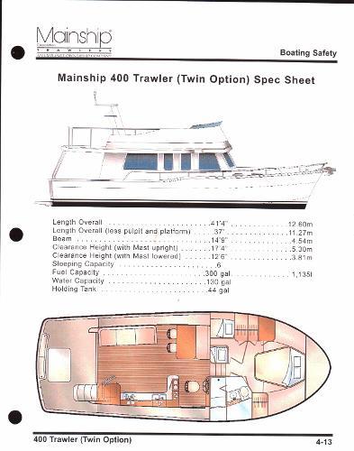 mainship trawler 400 wiring diagram   35 wiring diagram