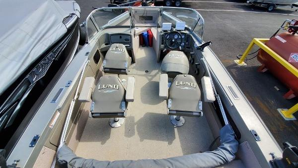 Check out this 2001 LUND 1800 Fisherman on Boattrader com