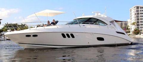 2012 Sea Ray 540 Sundancer YES DEAR