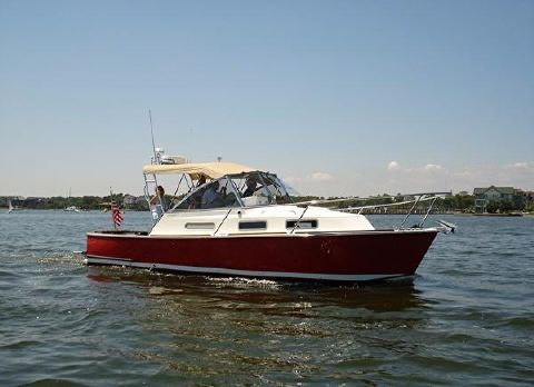 2005 Legacy Yachts 28