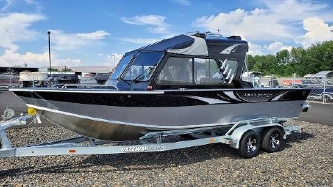 2019 DUCKWORTH 235 Pacific Navigator