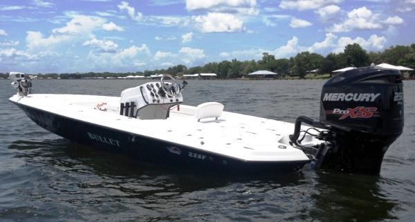 2015 Bullet Flats Boat