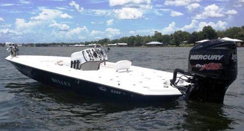 2016 Bullet Flats Boat