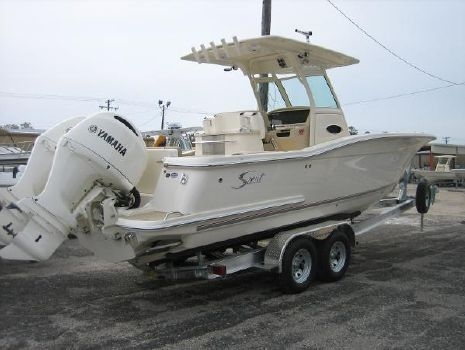 2014 Scout 275 LXF