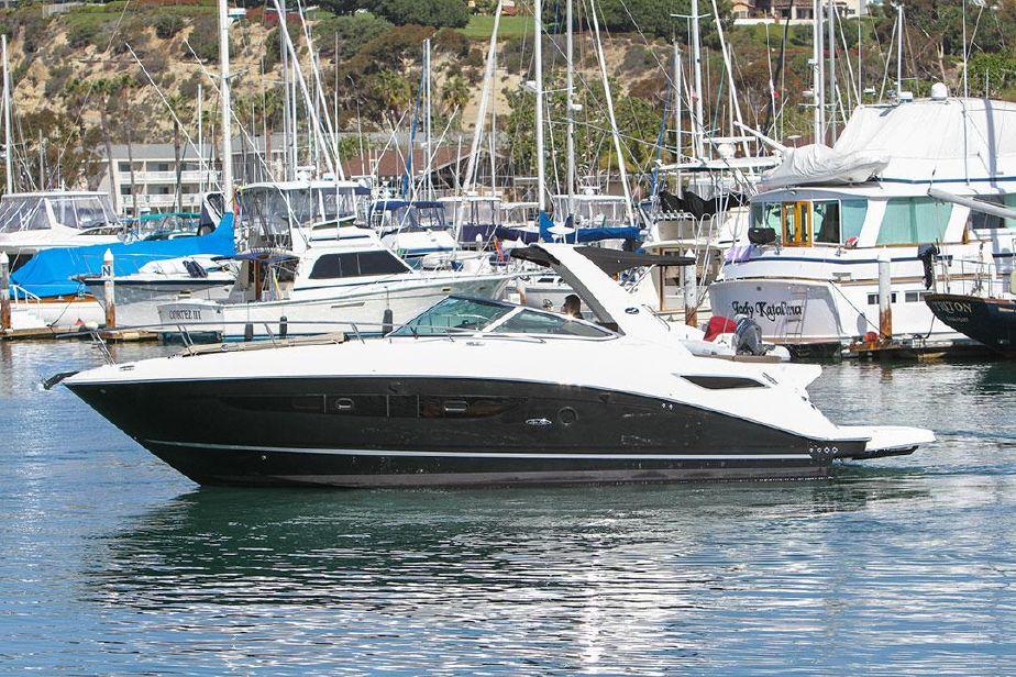 Used 2015 Sea Ray 350 Sundancer, Marina Del Rey, Ca - 90292 ...