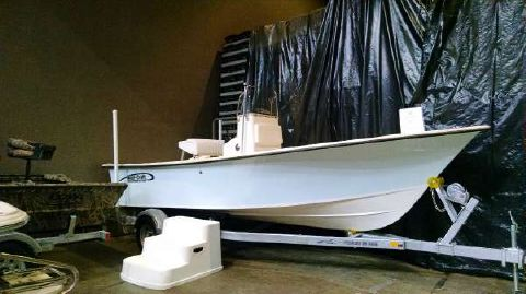 2015 May-craft 1800 Skiff
