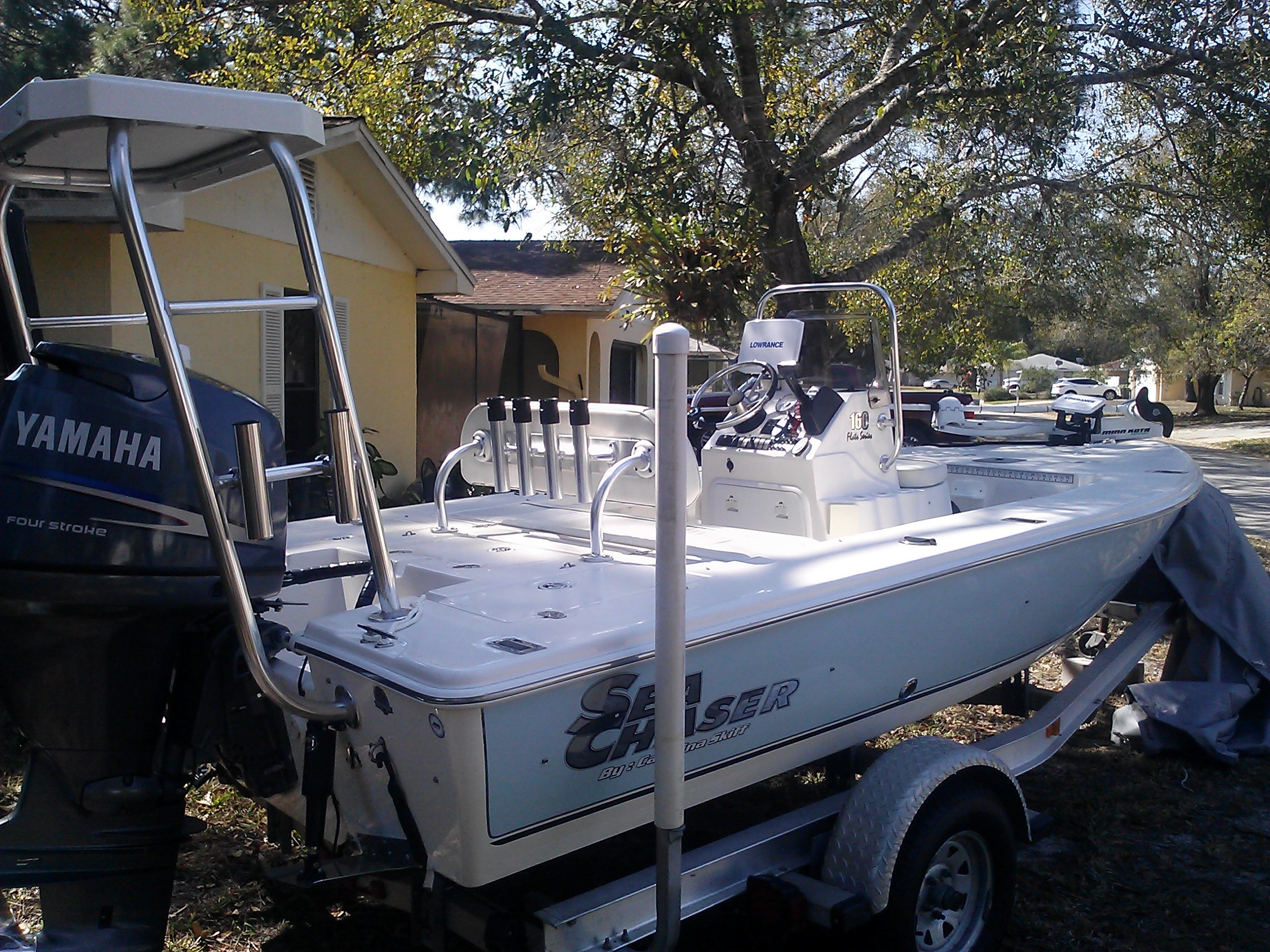 Check out this 2007 CAROLINA SKIFF SEA CHASER on Boattrader com