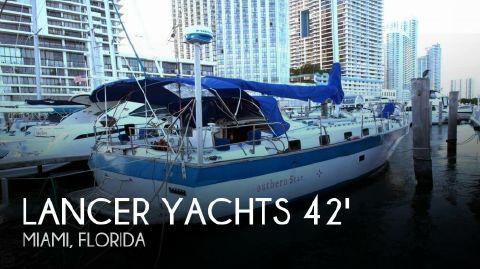 1981 Lancer 42 masthead sloop 1981 Lancer 42 masthead sloop for sale in Miami, FL