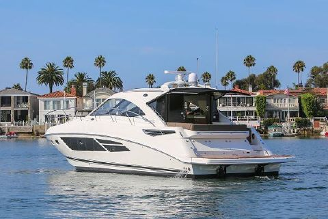 2015 Sea Ray Sport 510 Sundancer