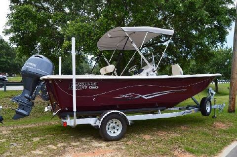 2016 Carolina Skiff 198 DLV Center Console 2016-Carolina-Skiff-198DLV-Center-Console