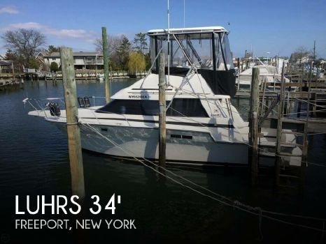 1990 Luhrs 342 Tournament 1990 Luhrs 342 Tournament for sale in Freeport, NY