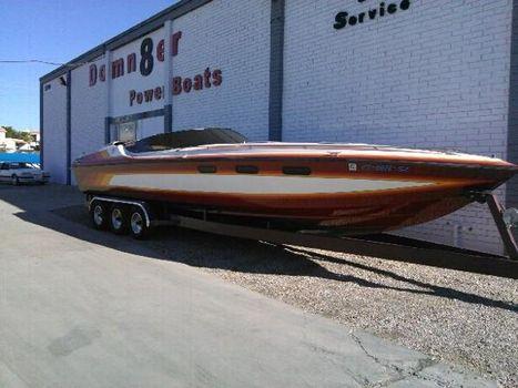 1991 Nordic Boats 32'