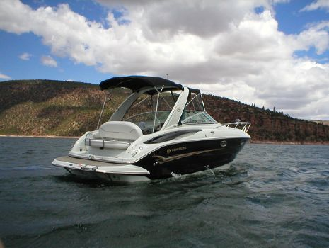 2008 Crownline 270 CR Cruiser