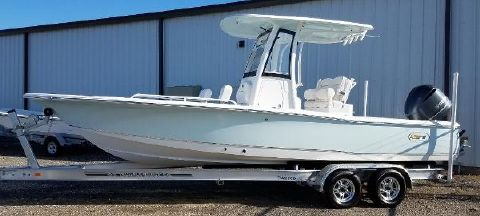 2018 SEA HUNT BX25FS