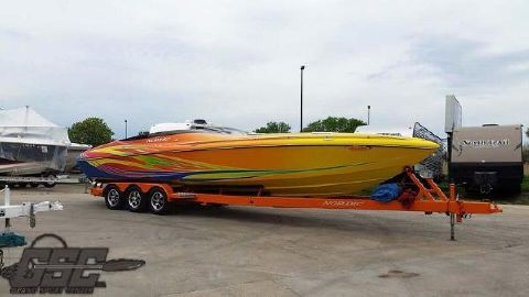 2009 Nordic Flame 35