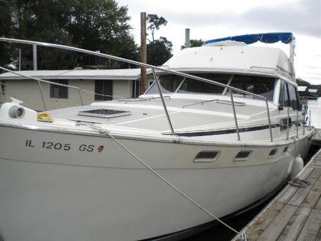1986 Bayliner 3870