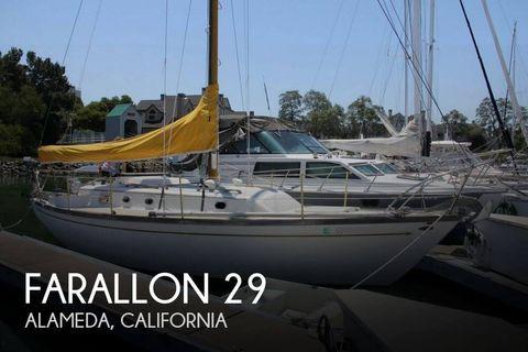 1975 Farallon 29 1975 Farallon 29 for sale in Alameda, CA
