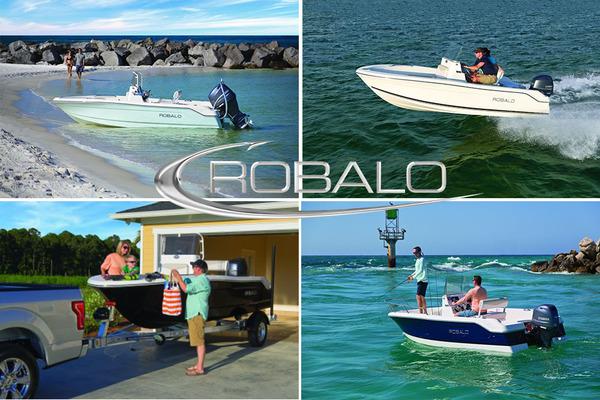 2016 Robalo R160