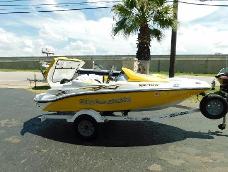 2006 Sea-Doo Sportster