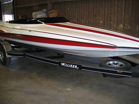 2017 Allison Boats XS2003 GRAND SPORT