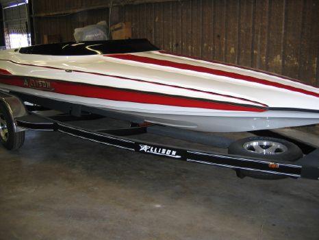 2012 Allison Boats XS2003 GRAND SPORT