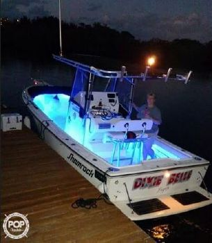 1990 Shamrock 22 Open 1990 Shamrock 22 Stalker for sale in New Port Richey, FL