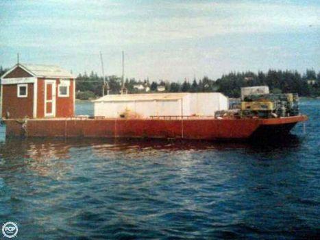 1994 Corten Steel 20' x 52' Barge 1994 Corten Steel 20' x 52' Barge for sale in Vinalhaven, ME