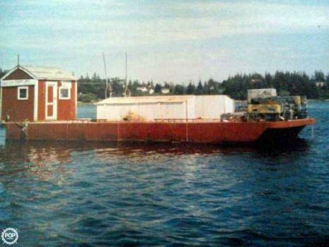 1994 Corten Steel 20' x 52' Barge 1994 Corten Steel 20' x 52' Barge for sale in Thomaston, ME