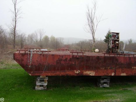 1992 Corten Steel 16x40 Little Dipper 1992 Corten Steel 16x40 Little Dipper for sale in Thomaston, ME