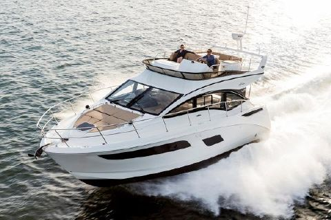 2017 Sea Ray Fly 400 Manufacturer Provided Image
