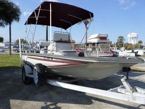 1992 Cajun Fishmaster 1850