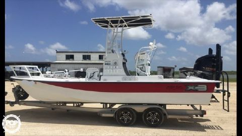 2014 Shallow Sport 25 X3 2014 Shallow Sport 25 X3 for sale in Port O'connor, TX