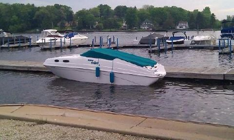 1997 Genesis Boats 2502