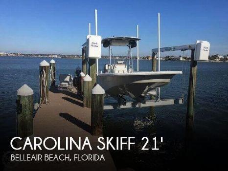 2009 Carolina Skiff 218 DLV 2009 Carolina Skiff 218 DLV for sale in Belleair Beach, FL
