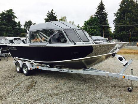 2017 North River 24' Seahawk