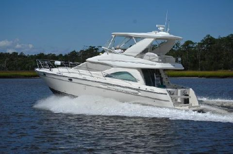 1999 Maxum 4600 SCB Limited Edition Underway Sept 15