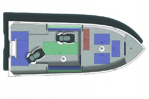2017 Crestliner 1450 Discovery SC Manufacturer Provided Image: Manufacturer Provided Image