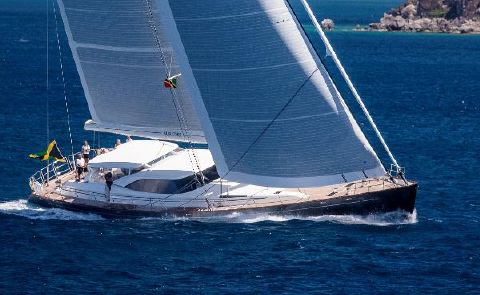 2006 Fitzroy yachts 38 Meter Dubois