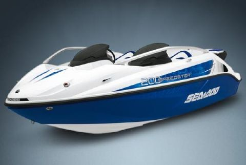 2008 Sea-Doo 200 Speedster Manufacturer Provided Image