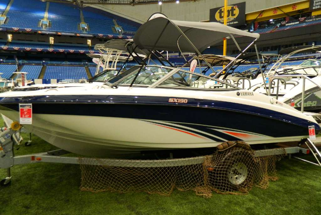 2016 yamaha sx190 19 foot 2016 motor boat in clearwater for Used yamaha sx190