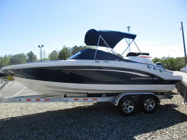 2016 Chaparral 216 SSi Wide Tech