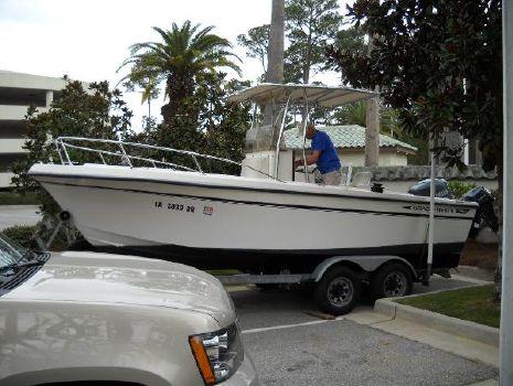 1984 Grady-White 21 CC Fisherman