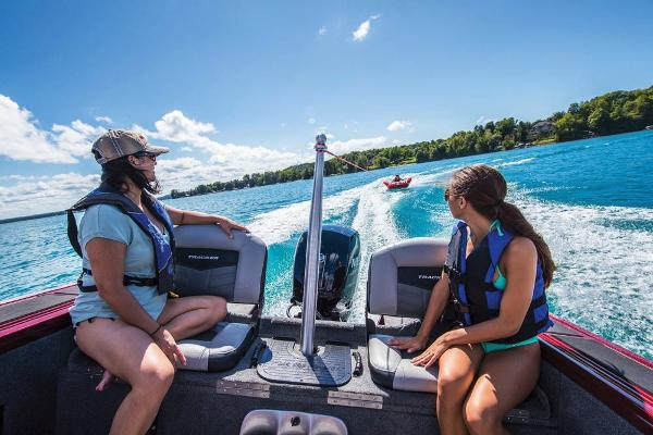 Check out this 2018 Tracker Targa V-18 Combo on Boattrader com