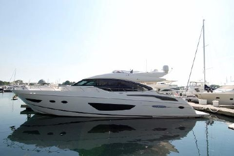 2015 Princess S72 Profile