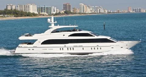 2013 Hargrave 125' Raised Pilothouse