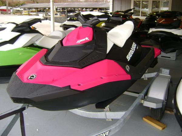 2014 Sea-Doo Spark 3-Up HO