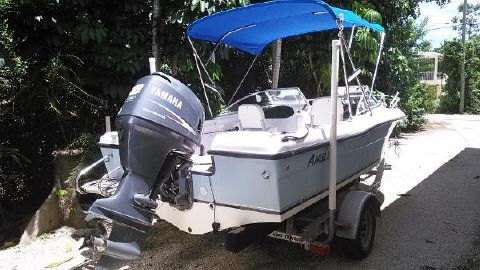 2008 Angler Boats