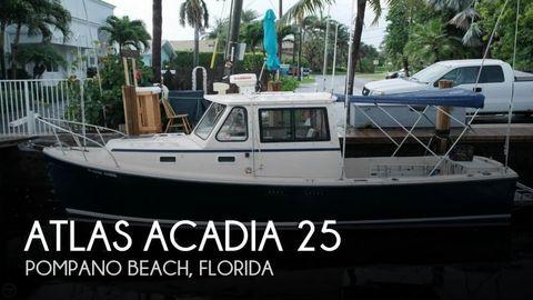 1997 Atlas Acadia 25 1997 Atlas Acadia 25 for sale in Pompano Beach, FL