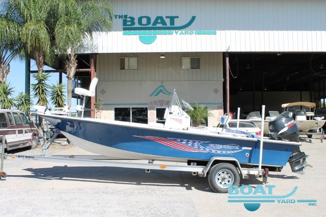 2007 Blue Wave 20 V Bay