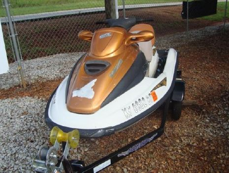 2001 Sea-Doo GTX RFI